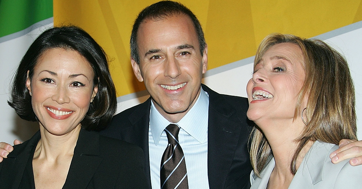 Was it all an act? New details paint a NSFW story about Matt Lauer in the workplace