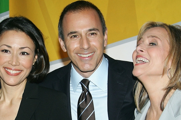 Media figures knew the rumors about Matt Lauer for years — and told some disgusting jokes about him