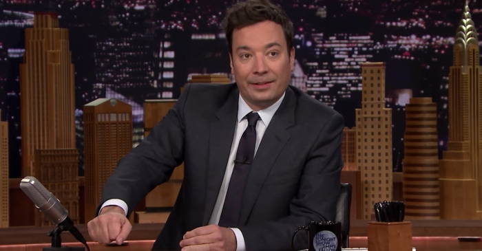 Jimmy Fallon Fights Back Tears While Paying Tribute To His Deceased Mother