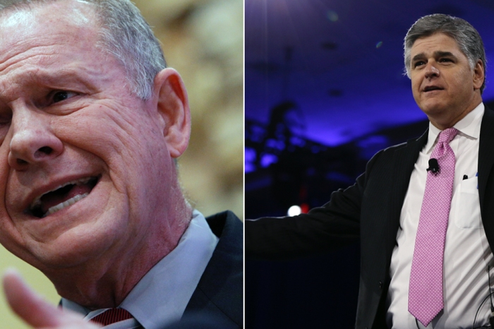 Sean Hannity stuns his viewers with an ultimatum for Judge Roy Moore