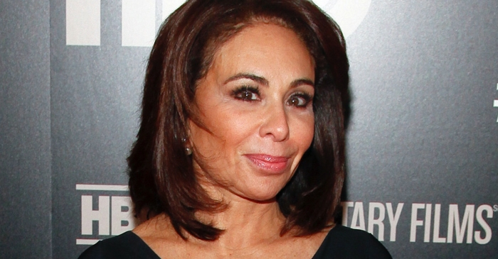 Judge Jeanine Pirro was fed up with a staffer but didn't realize she was live on air