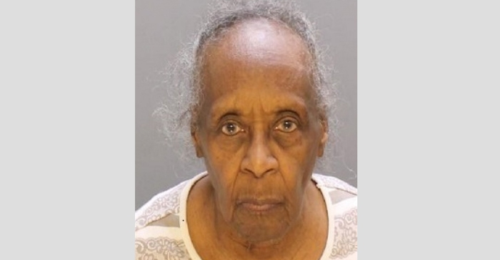 Armed with a walker and a gun, an 86-year-old woman tried to rob a bank, police say
