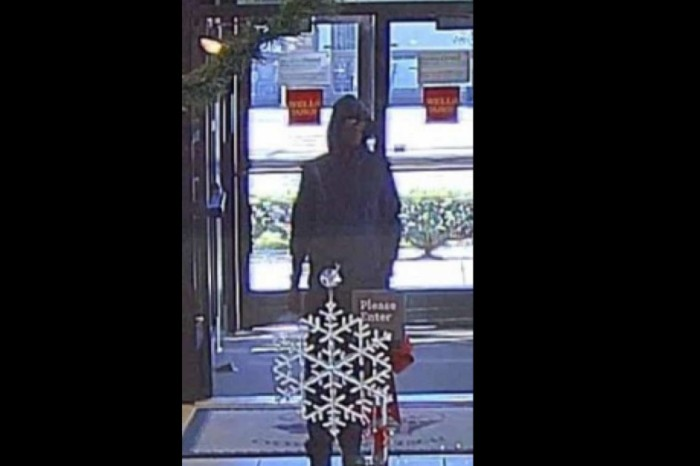 FBI Houston searches for a Black Friday bank robber and the reward for information is generous