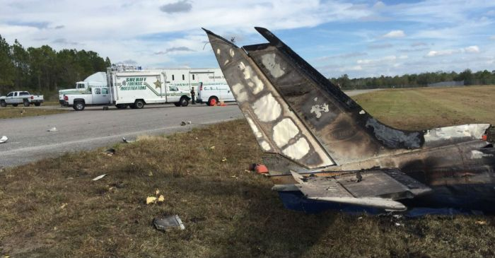 Tragedy strikes several families following a Christmas Eve plane crash