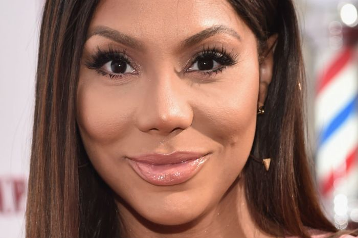 Tamar Braxton makes a heartbreaking accusation about her husband and another woman