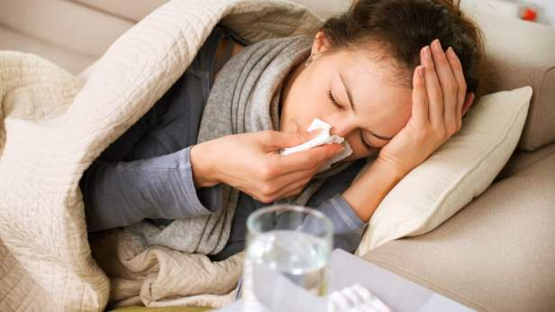 10 tips for dealing with the flu
