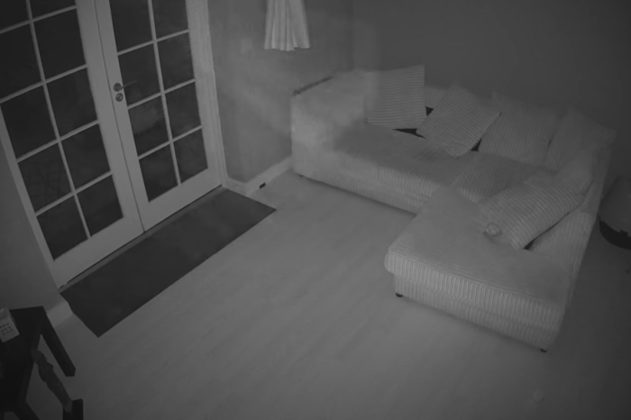 Man Whose Home Used to be Hospital Catches Ghost on Camera