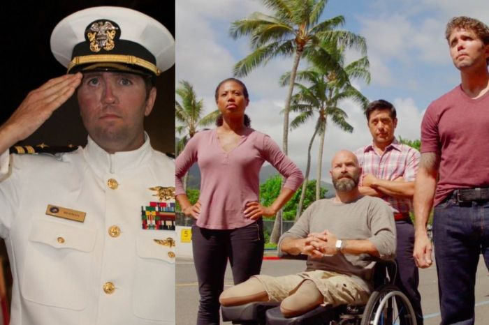 "How This Retired Navy SEAL War Veteran Ended Up on ""Hawaii Five-0"""