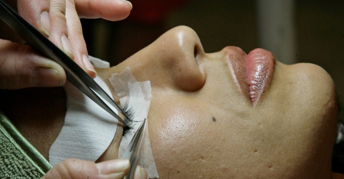Now the government wants to decide who gets to apply eyelash extensions
