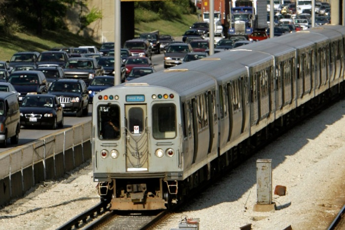 Man run over by train one of many issues on Red Line Tuesday night