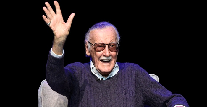 95-year-old Stan Lee's name was trending, but not for the reasons you'd think