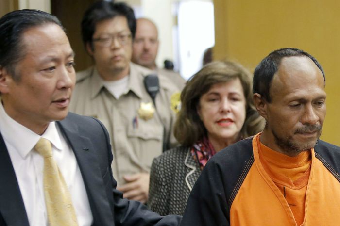 After California jury found Kate Steinle's killer not guilty, the Department of Justice demands the last word