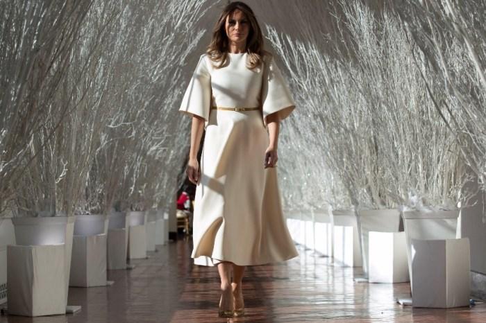 "First lady Melania Trump's spokesperson criticizes ""fake news"" for ""salacious"" reports"