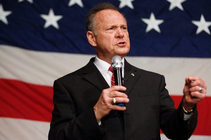 "Roy Moore continued a ""sassy"" tradition that raised a lot of eyebrows at the polls"