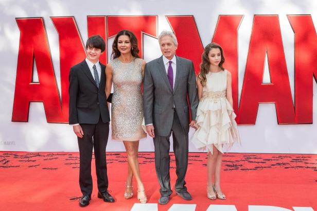 Michael Douglas shares adorable photo of his family's newest addition