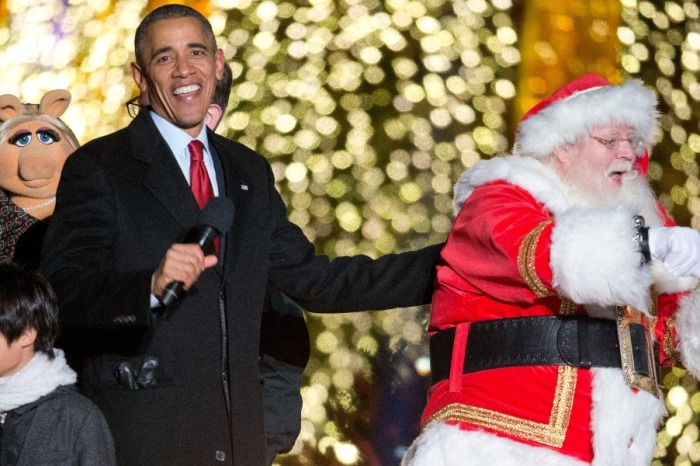 Obama put a tax on Christmas trees. Let's repeal it!