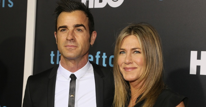 Justin Theroux speaks out for the first time since splitting with Jennifer Aniston