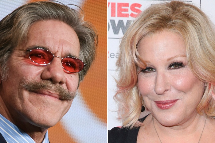 Geraldo Rivera responds after Bette Midler accused him of groping her 40 years ago
