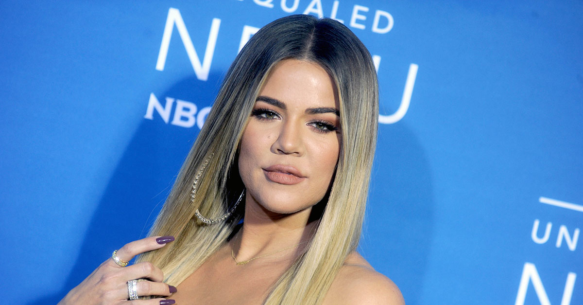 Pregnant Khloe Kardashian let the internet trolls have it in a scathing post on Twitter