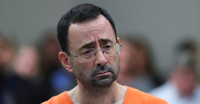 One of Larry Nassar's alleged victims came forward with more shocking accusations against Team USA