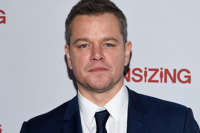 After being slammed for an unpopular opinion, Matt Damon still isn't backing down