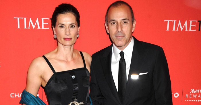 Matt Lauer and his wife allegedly had marital issues long before the sexual misconduct allegations