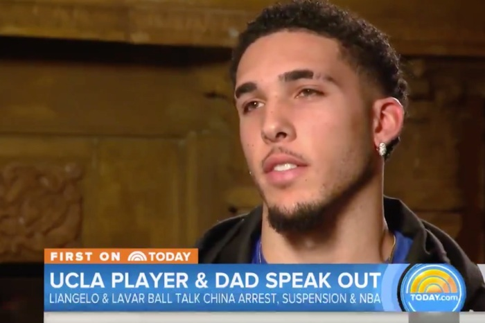 "UCLA basketball player whose father wouldn't thank Trump had no idea what he did was ""stupid"""