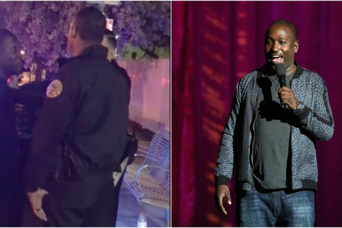"Comedian Hannibal Buress has been arrested for ""disorderly intoxication,"" and now the video is going viral"