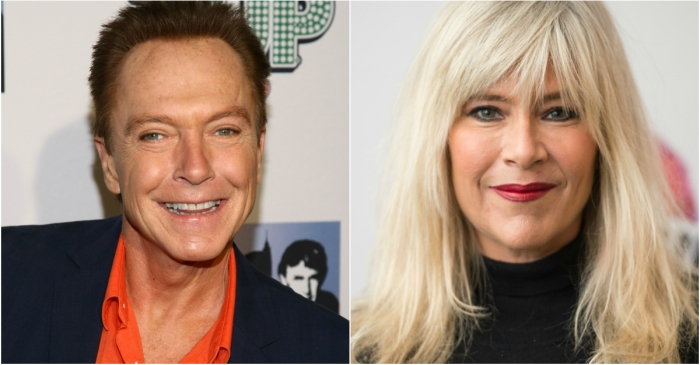 """Recently deceased """"Partridge Family"""" star David Cassidy is being accused of sexual misconduct by a former model"""