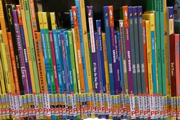 Everyone is sending books to that kid who was reading ONE HUNDRED a day!