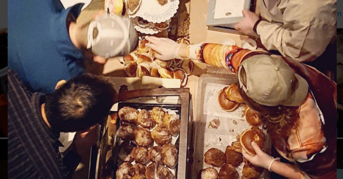 Tickets for Donut Fest go on sale at today and people are freaking out over it!