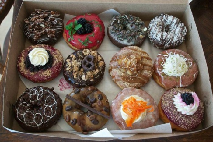 DONUT RED ALERT: Glazed and Infused to close all locations