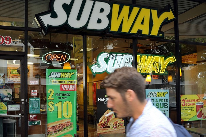 Over 900 Subways have closed this year, and it looks like more will soon follow