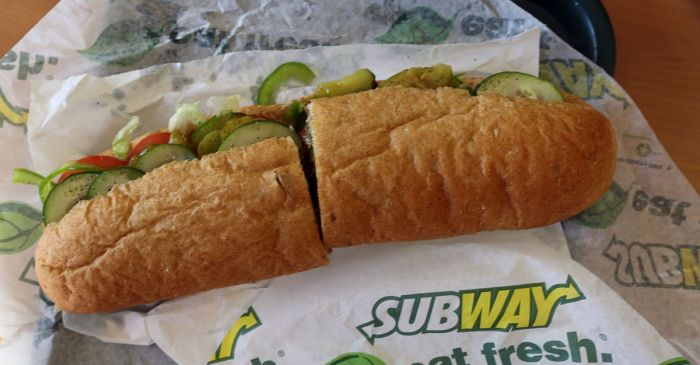 There may be a downside to the Subway $5 footlong that none of us ever considered