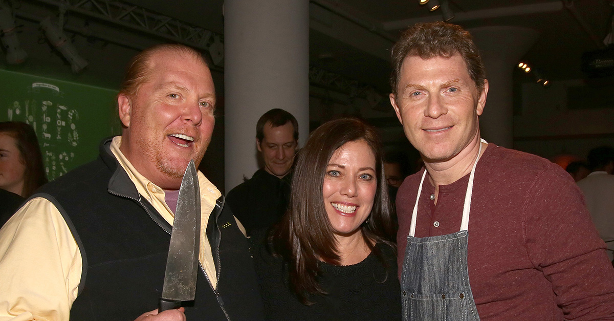 A Food Network chef is feeling the heat after new reports of a huge scandal against him