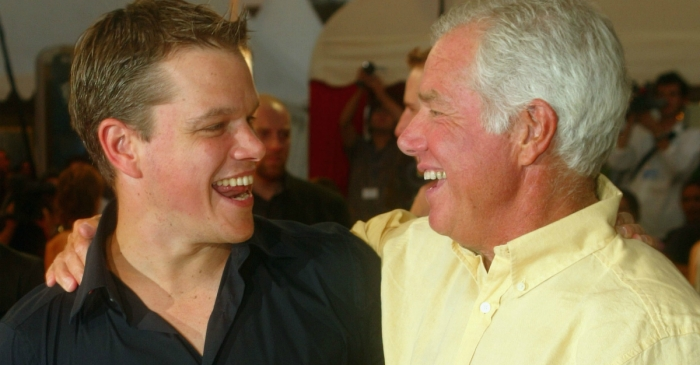 Matt Damon is asking for prayers as his father recovers from cancer
