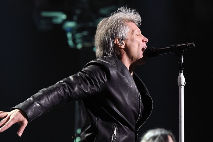 Bon Jovi can stop livin' on a prayer, because one of his Christmas wishes just came true