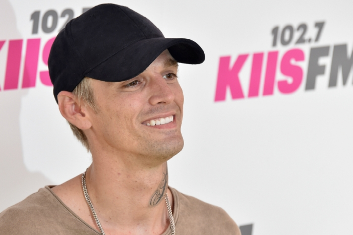 Troubled pop star Aaron Carter thought he'd be dead before he reached his 30th birthday