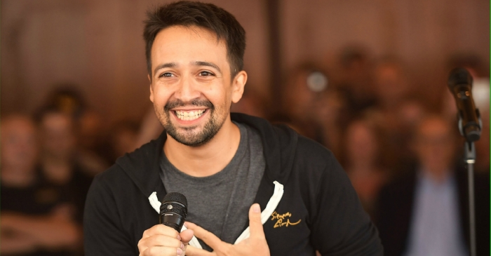 "Lin-Manuel Miranda announces release of new ""Hamilton"" material — including a new song"
