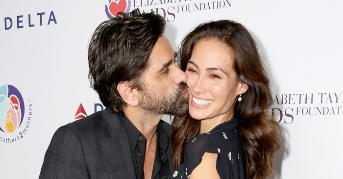 "John Stamos and his fiancée are going to have a ""Full House"""