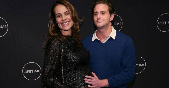 Michael Douglas' son Cameron and his yoga instructor partner Viviane Thibes have welcomed their first child