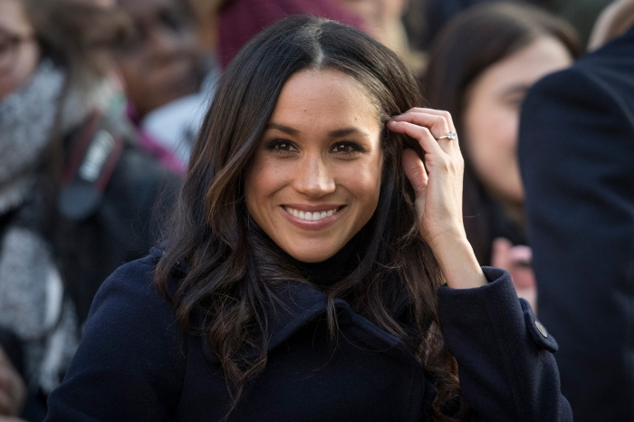 Meghan Markle's half-sister slams rumors about her family ahead of the royal wedding
