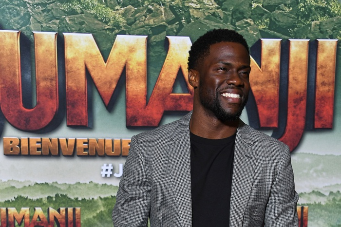 "After ""Jumanji"" remake, Kevin Hart has his eyes on another classic family comedy"