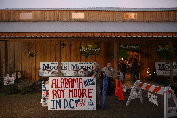 The recent election in Alabama is the perfect example of when not to vote