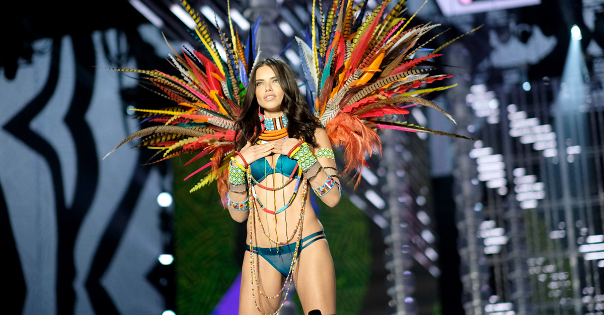 Model Adriana Lima just shared the news that no fan ever wanted to hear