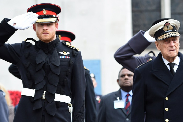 Prince Harry will follow in his grandfather's footsteps after the queen gave him this huge royal honor