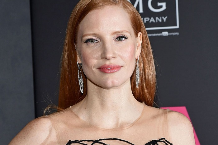 Jessica Chastain just spoke out about controversial LA Times cover celebrating women in Hollywood