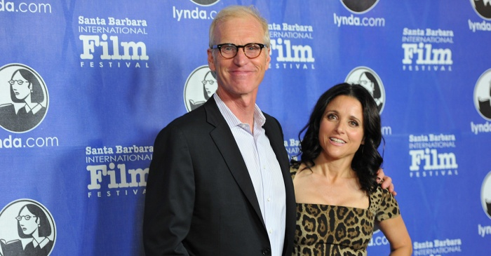 "3 months after her cancer diagnosis, Julia Louise-Dreyfus shares a sweet tribute to her ""hero"" husband"
