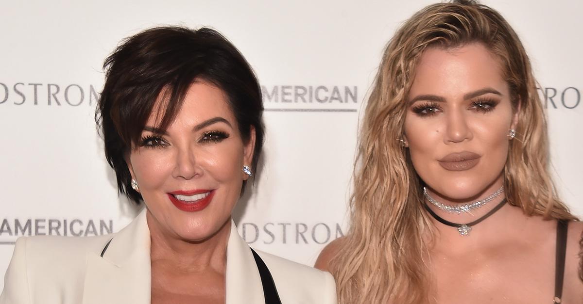 Family matriarch Kris Jenner breaks her silence following Khloé Kardashian's big pregnancy news