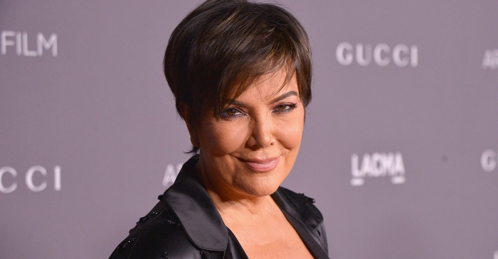 Kris Jenner asked for a Porsche for Christmas, and one of her famous friends delivered — sort of